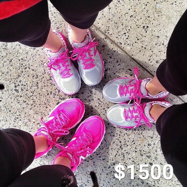 Sneaker Fundraising